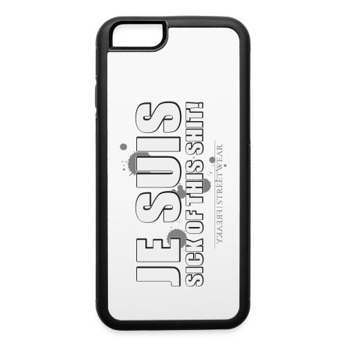 Je suis sick - iPhone 6/6s Rubber Case