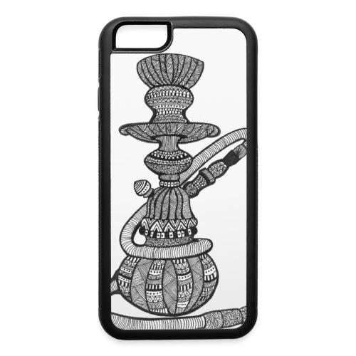 hookah - iPhone 6/6s Rubber Case