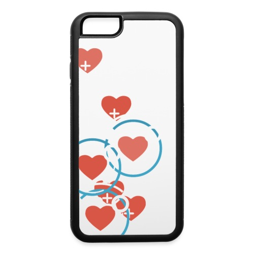 SuperHearts - iPhone 6/6s Rubber Case