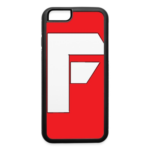 F - iPhone 6/6s Rubber Case