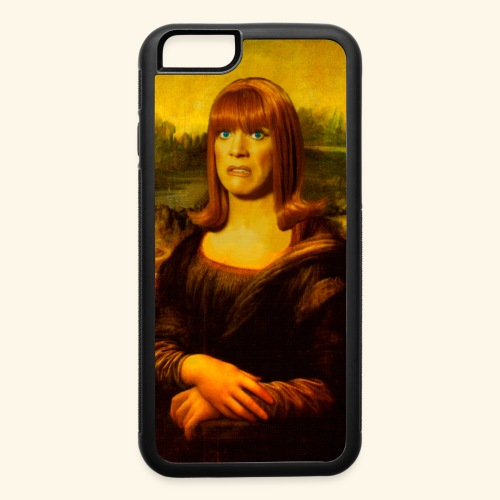 Miss Coco Lisa - iPhone 6/6s Rubber Case