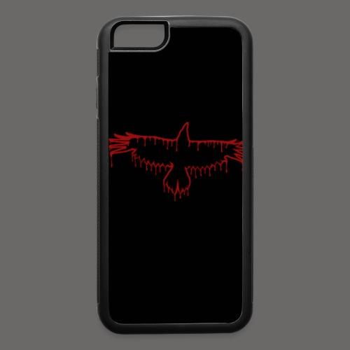 crowblackback - iPhone 6/6s Rubber Case