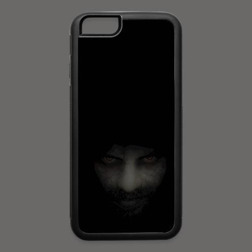 zombiecrowpic - iPhone 6/6s Rubber Case