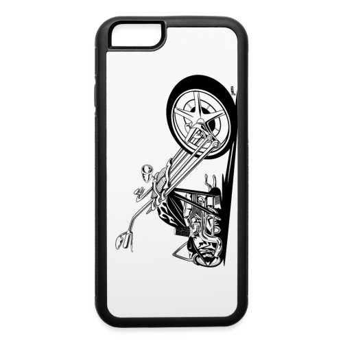Custom American Chopper Motorcycle - iPhone 6/6s Rubber Case