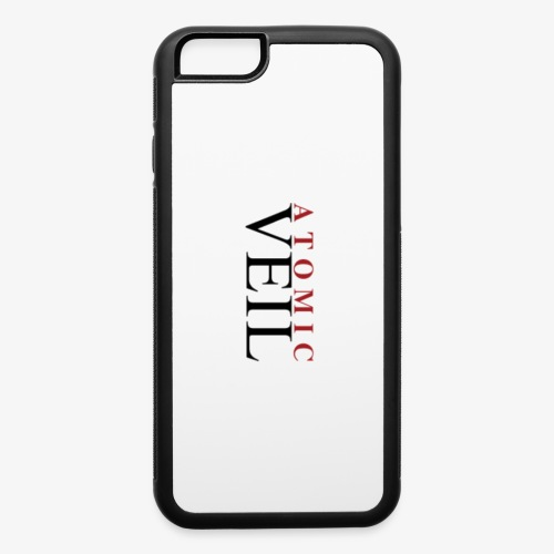 Atomic-Veil limited edition original lift - iPhone 6/6s Rubber Case