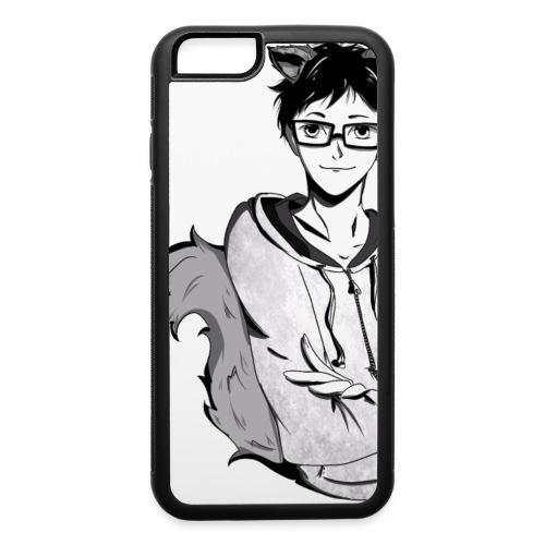 Chuki the Wolf Fanart - iPhone 6/6s Rubber Case