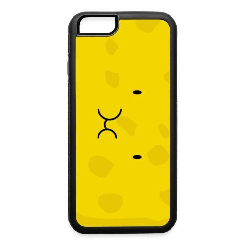 Spongy Case - iPhone 6/6s Rubber Case