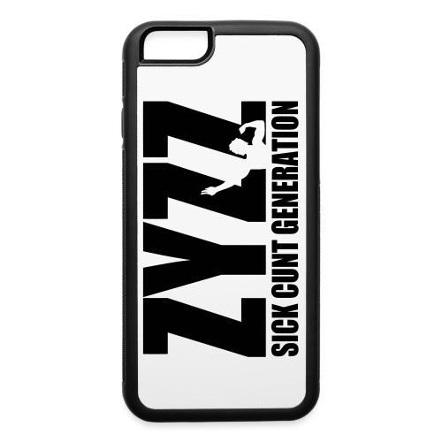 Zyzz Sickkunt Generation - iPhone 6/6s Rubber Case