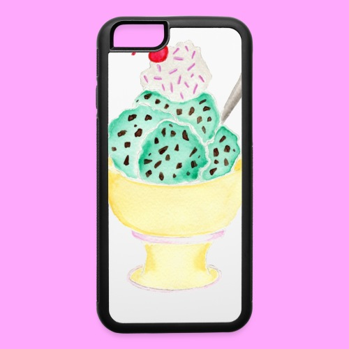 Minty Delight - iPhone 6/6s Rubber Case