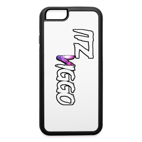 purple v t shirt logo png - iPhone 6/6s Rubber Case