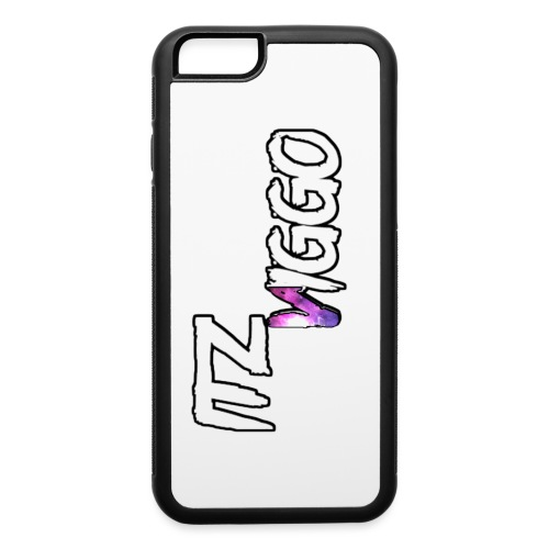 Purple V logo - iPhone 6/6s Rubber Case