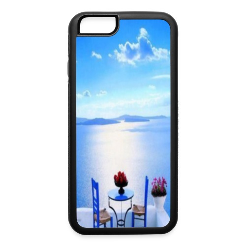 LIVE YOUR DREAM IN GREECE!!!! - iPhone 6/6s Rubber Case