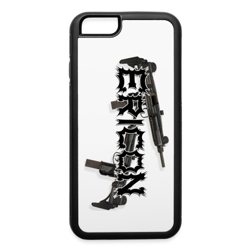 Ericon Beats Uzi Logo - iPhone 6/6s Rubber Case