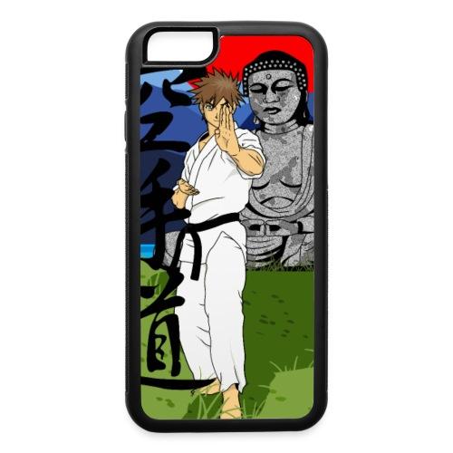 Karate Budo - iPhone 6/6s Rubber Case