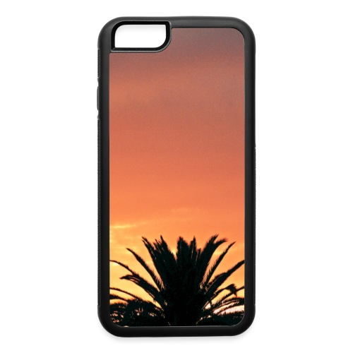 Pineapple pine tree - iPhone 6/6s Rubber Case