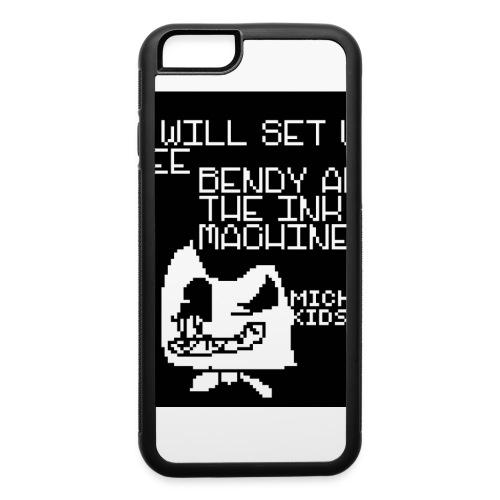 PIXIL Bendy Stuff - iPhone 6/6s Rubber Case
