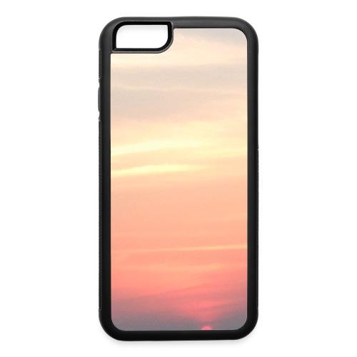 sun set - iPhone 6/6s Rubber Case