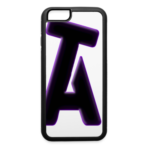 Team Amethyst LOGO ON MERCH - iPhone 6/6s Rubber Case