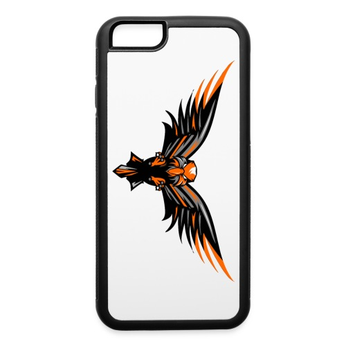 BrawNz Falcon Logo - iPhone 6/6s Rubber Case