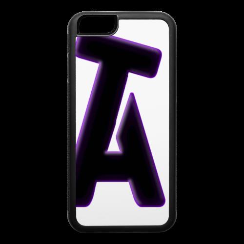 Team Amethyst LOGO ON MERCH - iPhone 6/6s Rubber Case