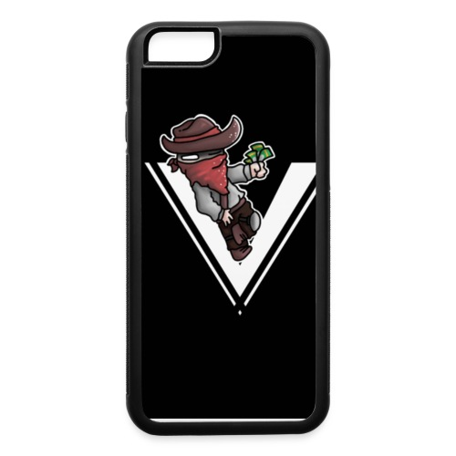 voltic bandit case - iPhone 6/6s Rubber Case