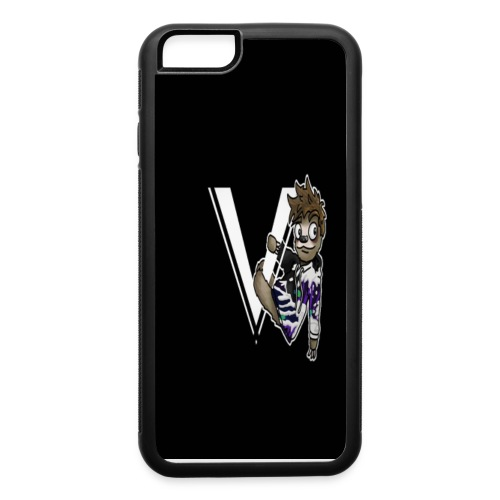 Logo Case - iPhone 6/6s Rubber Case