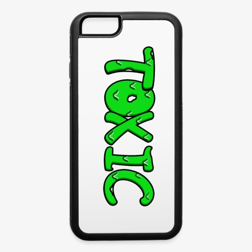 Toxic design - iPhone 6/6s Rubber Case