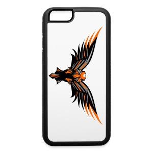 BrawNz Falcon Logo - iPhone 6/6s Rubber Case