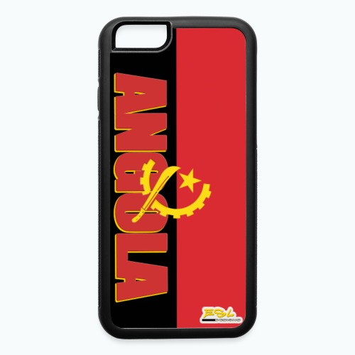 ANGOLA - iPhone 6/6s Rubber Case