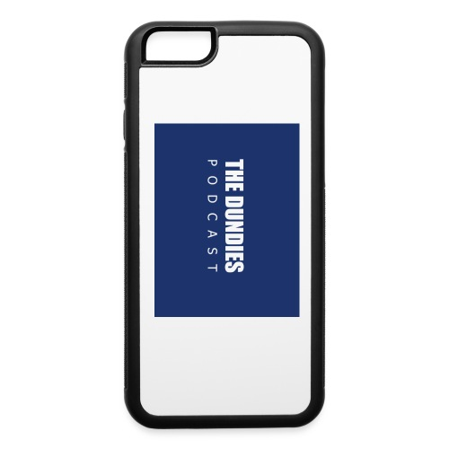 Dundies Podcast Logo - iPhone 6/6s Rubber Case