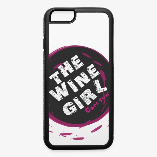 The Wine Girl - iPhone 6/6s Rubber Case