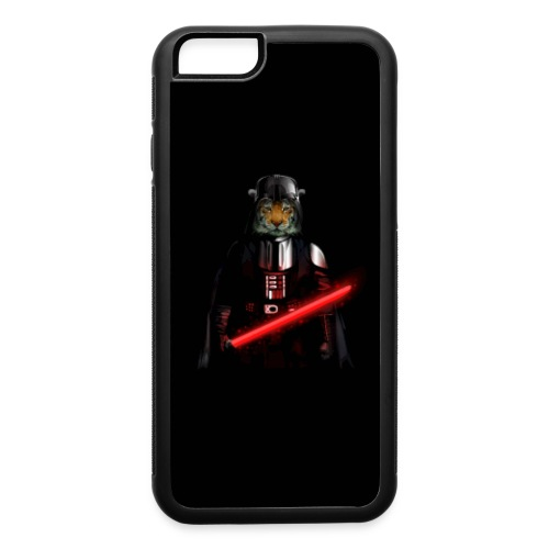 Power Tiger painting case - iPhone 6/6s Rubber Case