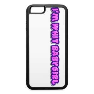 #WhitBaby - iPhone 6/6s Rubber Case