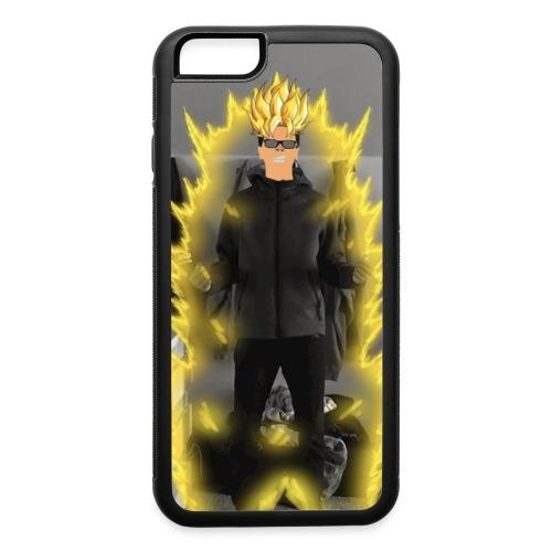 Super Sayain Ky - iPhone 6/6s Rubber Case