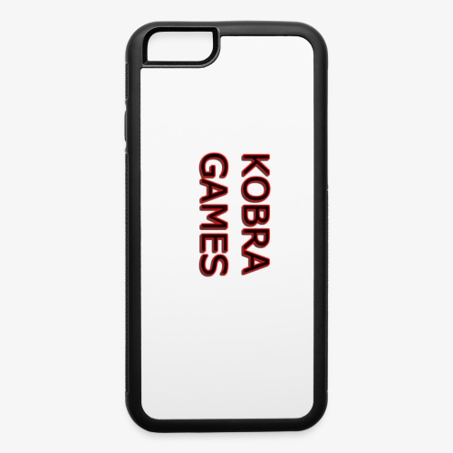 Bigger Phone Case Print - iPhone 6/6s Rubber Case