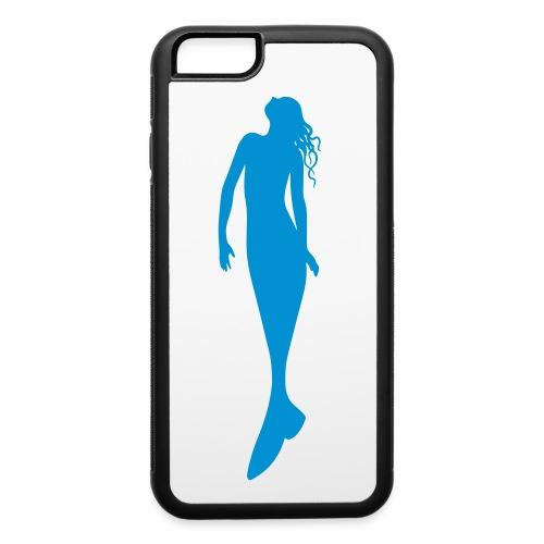 Mermaid — You choose the design's & shirt's colour - iPhone 6/6s Rubber Case