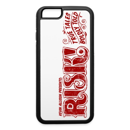 Classic RISK! Logo - iPhone 6/6s Rubber Case