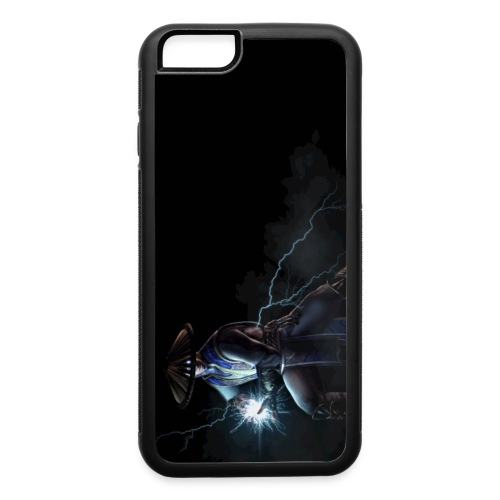 MortalKombatX Raiden Render phone cover - iPhone 6/6s Rubber Case