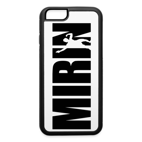 Zyzz Mirin Pose text - iPhone 6/6s Rubber Case