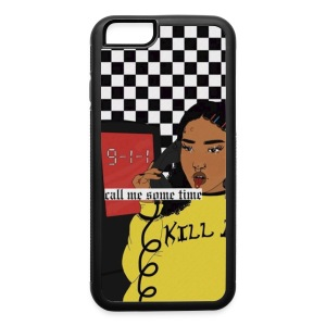 Call me some time - iPhone 6/6s Rubber Case