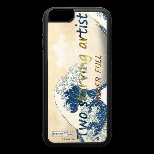 TSA Kanagawa - iPhone 6/6s Rubber Case