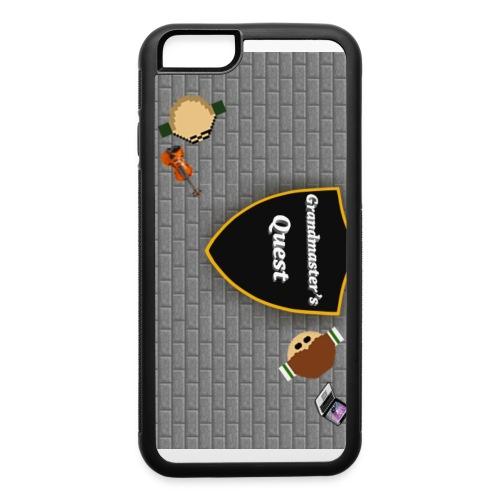 grandmasterquest jpg - iPhone 6/6s Rubber Case