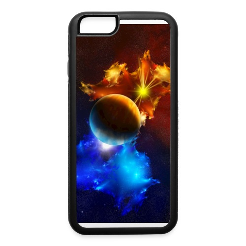Water&Fire - iPhone 6/6s Rubber Case