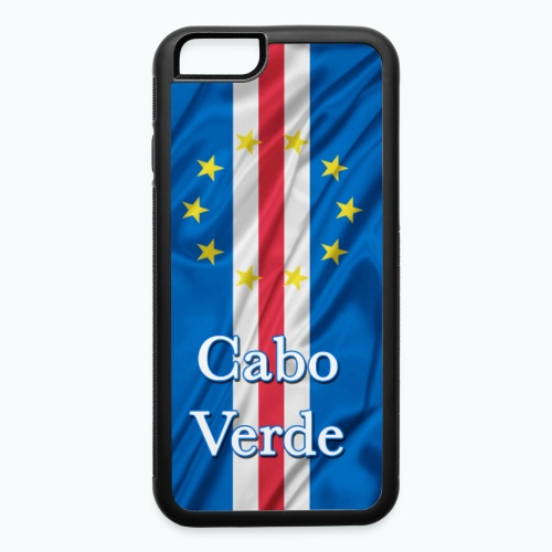 CABO VERDE - iPhone 6/6s Rubber Case