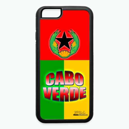 CABO VERDE 2 - iPhone 6/6s Rubber Case