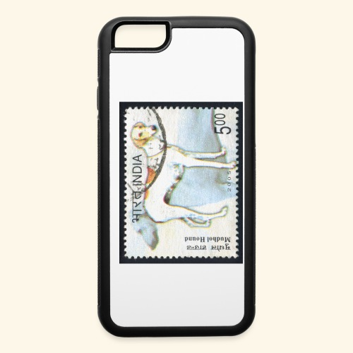 India - Mudhol Hound - iPhone 6/6s Rubber Case