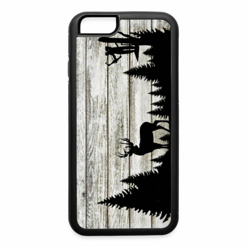 Bowhunter cases - iPhone 6/6s Rubber Case