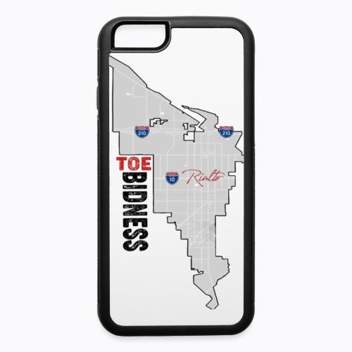 Toe Bidness - iPhone 6/6s Rubber Case