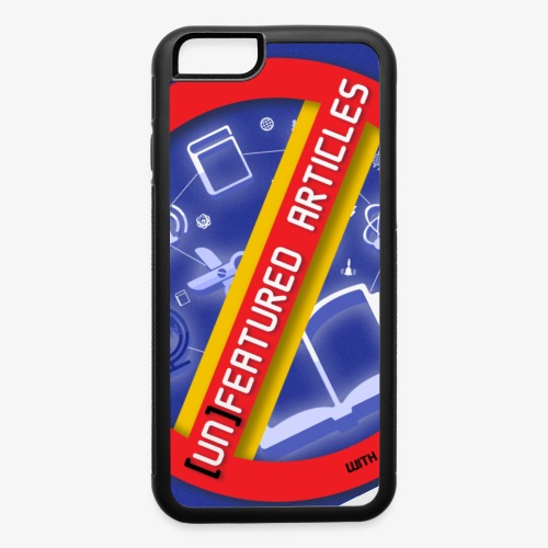 unFeatured Articles Cover - iPhone 6/6s Rubber Case