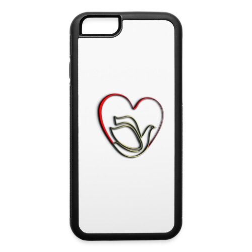 Love and Pureness of a Dove - iPhone 6/6s Rubber Case